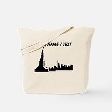 Custom New York City Tote Bag