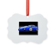 91_92_Firebird_Blue Ornament