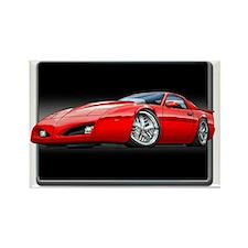 91_92_Firebird_Red Rectangle Magnet