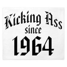 Kicking Ass Since 1964 King Duvet
