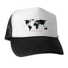 ummoa-globe-2color-small Hat