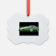 91_92_Firebird_Green Ornament