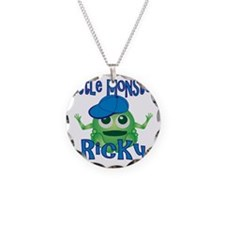 ricky-b-monster Necklace