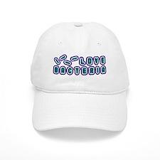 Love Bacteria Baseball Baseball Cap