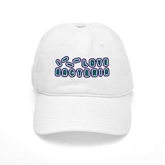 Love Bacteria Baseball Cap