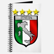 Italia Shield Journal