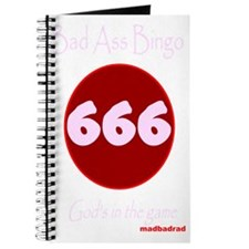 BAB 666 dark 3000 Journal