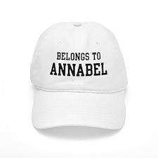 Belongs to Annabel Baseball Cap