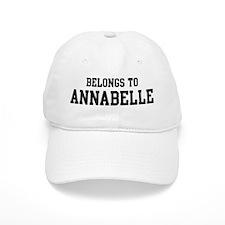 Belongs to Annabelle Baseball Cap