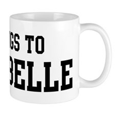 Belongs to Annabelle Mug