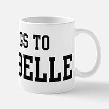 Belongs to Annabelle Mug