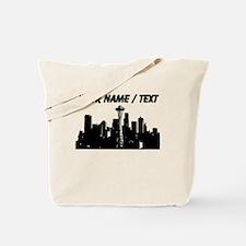 Custom Seattle Tote Bag