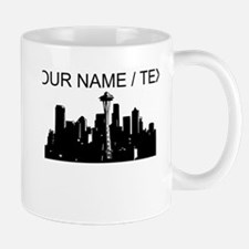 Custom Seattle Mugs