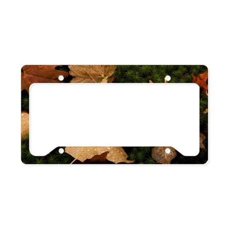 forestFloor_ShoulderBag License Plate Holder