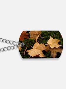 forestFloor_ShoulderBag Dog Tags