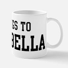 Belongs to Annabella Mug