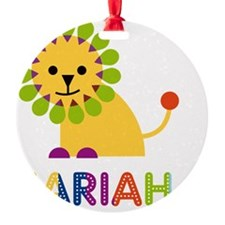 Zariah-the-lion Ornament