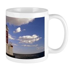 New London Ledge Light (CT) Mug