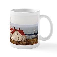West Quoddy Head Light (Maine) Mug