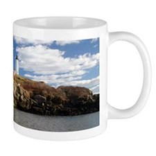 "Cape Neddick ""Nubble"" Light (Maine) Mug #2"