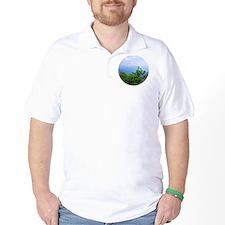 blueglass1 T-Shirt