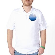 blueglass11 T-Shirt