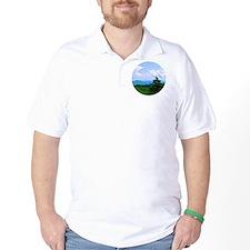 blueglass22 T-Shirt