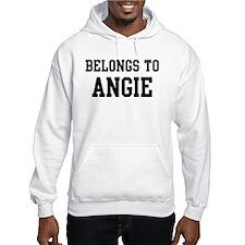 Belongs to Angie Hoodie