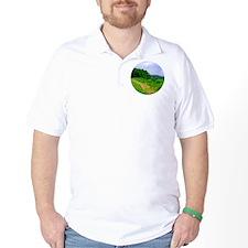 brownglass5 T-Shirt