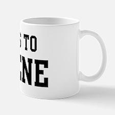 Belongs to Darlene Mug