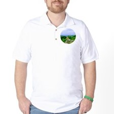 brownglass4 T-Shirt