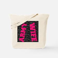 acupattUSAFwifeFF1 Tote Bag