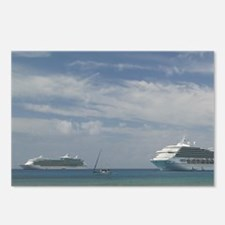 CAYMAN ISLANDS, GRAND CAY Postcards (Package of 8)