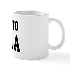 Belongs to Angela Coffee Mug