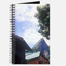 Ladera Resort, Petit Piton, Souffriere, St Journal