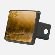 PondRisingFog_ShoulderBaf Hitch Cover