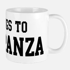 Belongs to Esperanza Mug