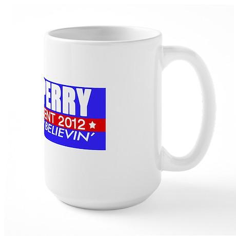 steve_perry_sticker Large Mug