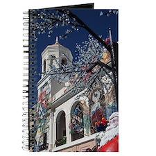 Christmas decorations, Old San Juan, Plaza Journal