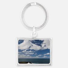 North Coast Landscape Keychain