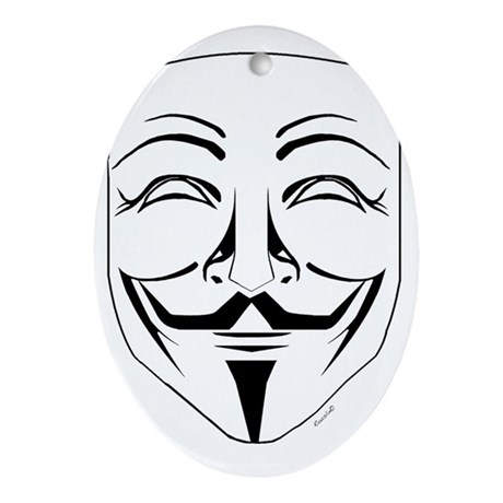 anonymous logo stencil - photo #18