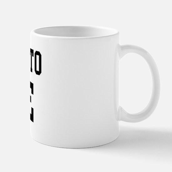 Belongs to Allie Mug