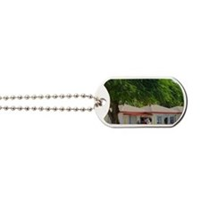 Cayman Islands. Post office in the town o Dog Tags