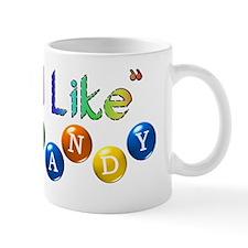 I like candy Mug
