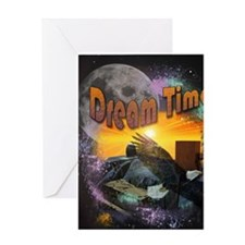 Dream Time Greeting Card