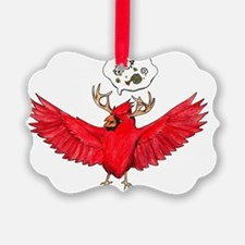 angry birdy Ornament
