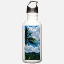 View of the famous lan Water Bottle