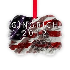 GINGRICH Ornament