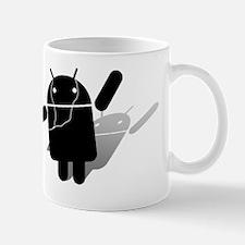android ipod Mug