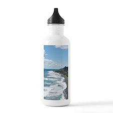 Colonarie Beach, St. V Water Bottle